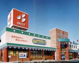 ベスト電器店舗