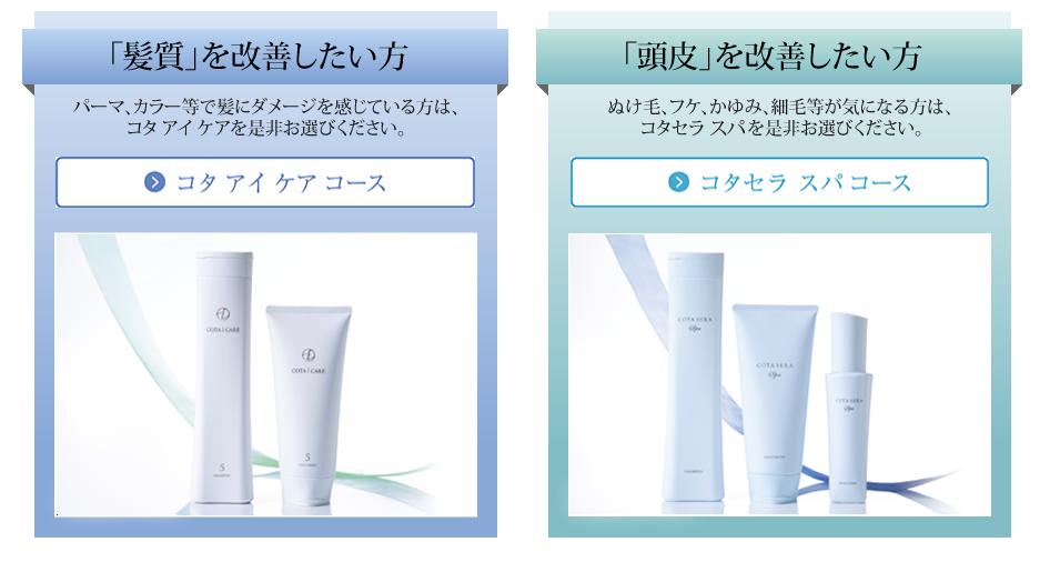 コタ化粧品株主優待商品