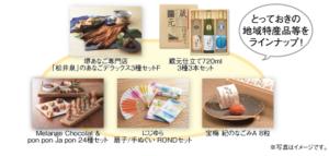 池田泉州ホールディングス株主優待品
