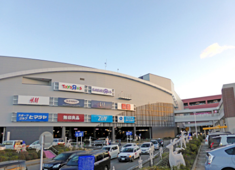 イオン九州の店舗(筑紫野店)